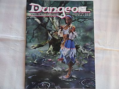 "42 Dungeon ""Adventures for TSR Role-Playing Games"" -english- (AD&D, D&D, MERP)"