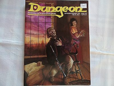 "49 Dungeon ""Adventures for TSR Role-Playing Games"" -english- (AD&D, D&D, MERP)"