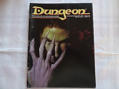 "50 Dungeon ""Adventures for TSR Role-Playing Games"" -english- (AD&D, D&D, MERP)"