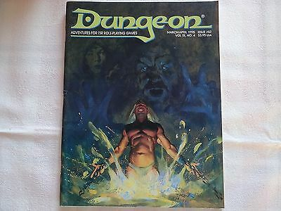 "52 Dungeon ""Adventures for TSR Role-Playing Games"" -english- (AD&D, D&D, MERP)"