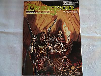 "53 Dungeon ""Adventures for TSR Role-Playing Games"" -english- (AD&D, D&D, MERP)"