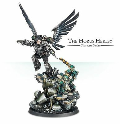 forgeworld Corvus Corax, Primarch of the Raven Guard warhammer 40.000