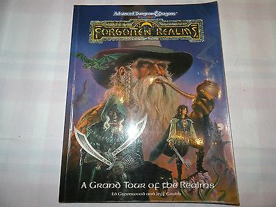 "A Grand Tour of the Realms ""AD&D Forgotten Realms"" -english- (AD&D, D&D, MERP)"
