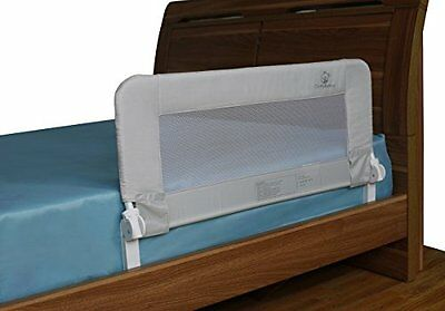 Toddler Bed Rail Guard for Convertible Crib, Twin, Double, Full Size Queen & by