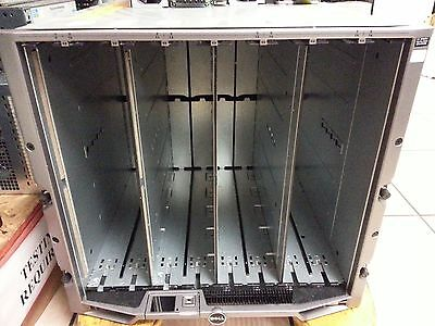 Dell PowerEdge M1000e 16 Slot Blade Server Chassis w/ 9x Fans, 6x PS,