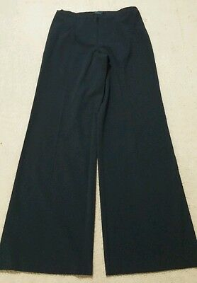 The Limited Stretch Woman's Black Dress Pants Size 8 Long