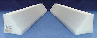 [2 Pack] Magic Bumpers Child Toddler Bed Safety Guard Rail 42 Inch - Full Size,