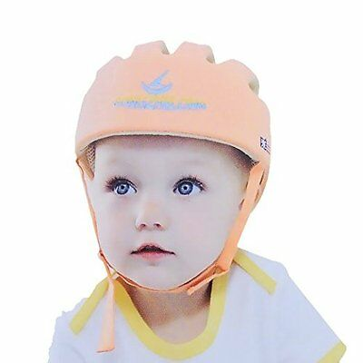 Eyourhappy Infant Baby Toddler Safety Helmet Headguard Hat Adjustable Cap #48B
