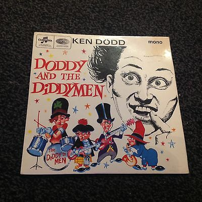 Ken Dodd - Doddy And The Diddy Men 1965 Ep Emi Columbia Near Mint