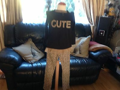 girls outfit 6-7