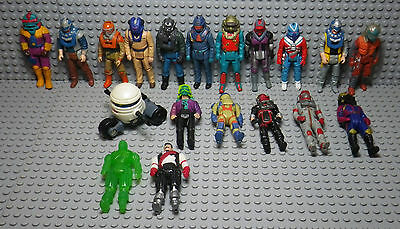 lot 19 Figurines MASK M.A.S.K. - Kenner 80's