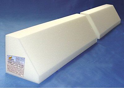 Magic Bumpers Child Toddler Bed Safety Guard Rail 48 Inch - Travel Size: Design