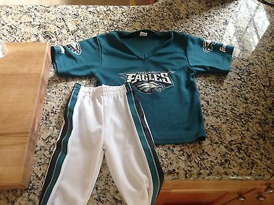 Eagles Costume Size 3t