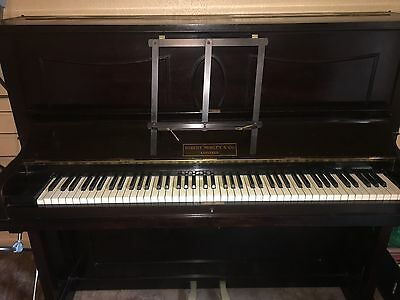 Gorgeous Robert Morley & Co Upright Piano