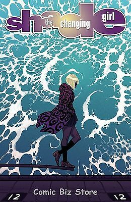 Shade The Changing Girl #3 (2016) 1St Printing Dc Young Animal