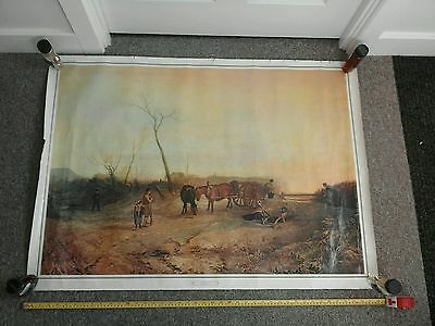 large W.Turner picture print 1806-1873
