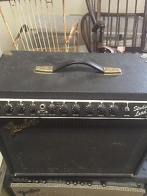 Fender Studio Lead Guitar Amp Made In USA