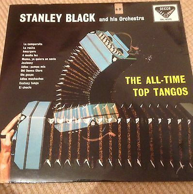 Stanley Black And His Orchestra The All Time Top Tangos