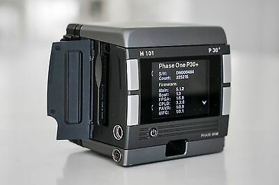 Phase One p30+ HASSELBLAD 'H' FIT