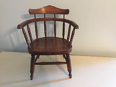 Antique Child's Windsor Chair