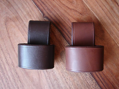 Handmade leather axe holster / belt loop, bushcraft hatchet Gransfors Bruks