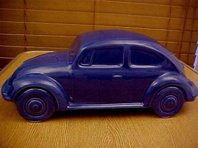 Dartmouth Pottery Car - VOLKSWAGEN - Large VW Beetle