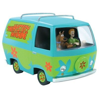 Polar Lights MYSTERY MACHINE 1:25 Scale Snap-Fit w/ Scooby-Doo, Shaggy figures