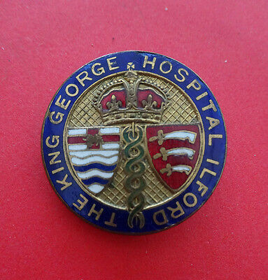 The King George Hospital Ilford
