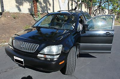 1999 Lexus RX  1999 RX300 great first car!