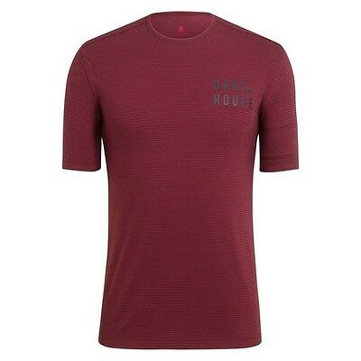 Rapha Cycle Club RCC T-Shirt - Red - Large - Brand New & Sealed!