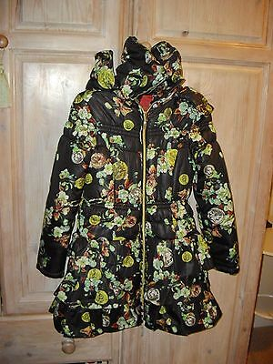 Sd Le Chic Girls Coat 140 Age 9 To 10