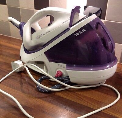 tefal steam generated iron GV 8330 Please Read Description Carefully