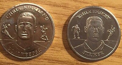 2004 England World Cup Squad Medals
