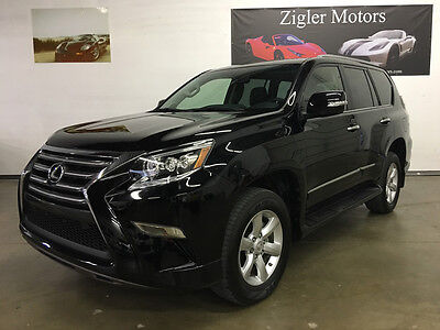 2014 Lexus GX Base Sport Utility 4-Door 2014 Lexus GX460 Black/Black 33kmi,Warranty til Sep 2018