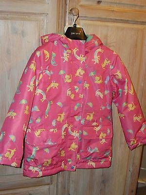 Joules Girls Jacket Age 8