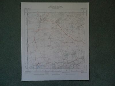 25 Ordnance Survey Maps SU Nouth East. Bits Hants, Berks, Oxford,  Reading etc