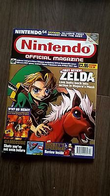 Nintendo Official Magazine December Issue 99