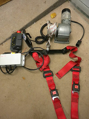1298 Bushey Hall electric winch for  wheelchair / Scooter, Used