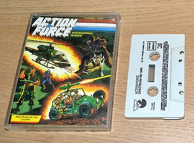 ACTION FORCE by VIRGIN GAMES - SINCLAIR ZX SPECTRUM