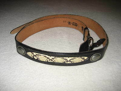 Brand new with tag leather Harley Davidson belt size 42in