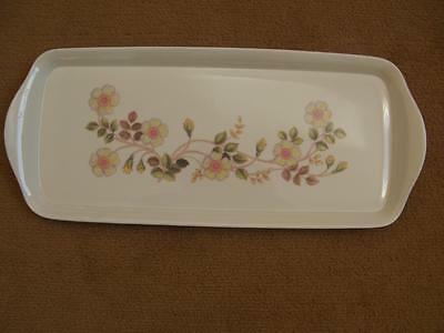 Marks And Spencer Autumn Leaves Melamine Sandwich Tray