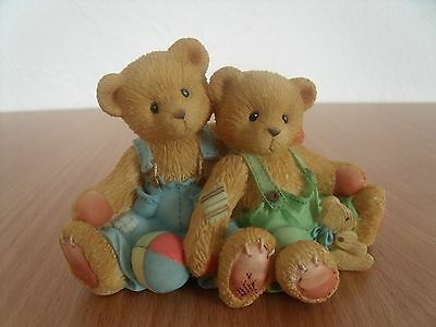 Cherished Teddies, Travis and Tucker, 1995, We´re In This Together, 127973