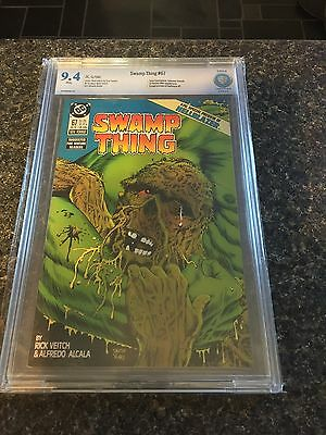 Swamp Thing # 67 /CBCS 9.4 / Recently Slabbed