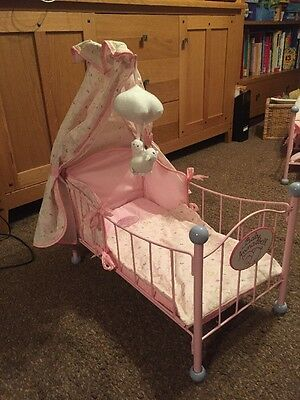 Baby Annabell Cot 2 Available