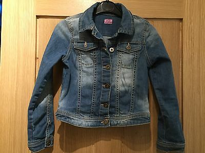 Girls denim Jacket 7-8 Combined Postage For Multiple Purchases