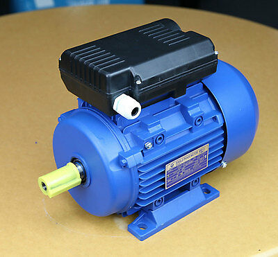 1.5kw 2HP 1400rpm shaft 24mm Electric motor single-phase 240v