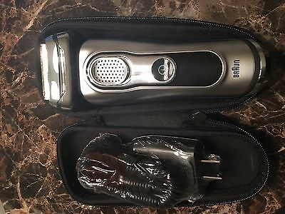 Braun Series 9 9090cc Cord/Cordless Rechargeable Mens Electric Shaver 3 Day Sale