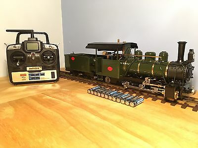 Unfired Roundhouse Engineering Live Steam Locomotive Fowler Sm32 16mm Scale Bnib