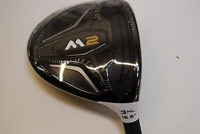 BRAND NEW IN SHRINK Taylormade M2 fairway wood HL 16.5