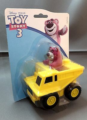 Toy Story 3 Lotso promotional toy from Shell